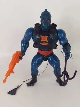 Figura WEBSTOR 1981 - Heman - Star Wars, He Man, Gijoe, DC, master of the universe, transformers, thundercats, avengers