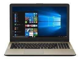 Netbook Asus VivoBook X542U