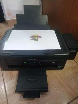 Impresora Epson sistema original L380