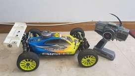 Rc Team Losi Racing 1/8 8ight Nitro Buggy