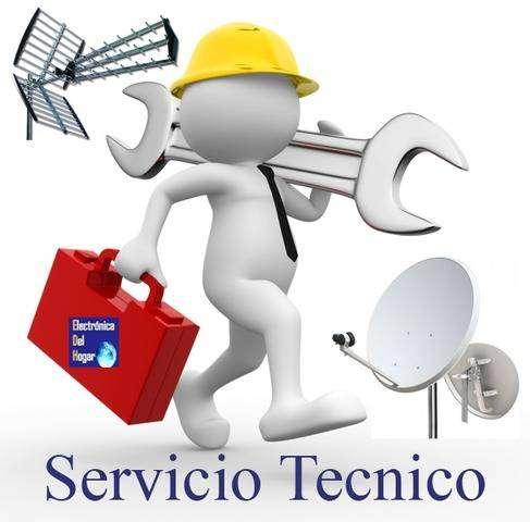 Servicio Tecnico Apuntamientos, Traslados Antenas Satelitales y Cctv