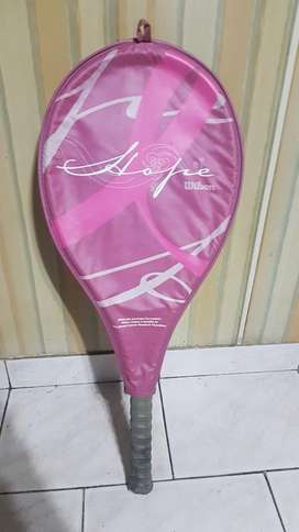 Raqueta Wilson Tenis Usada