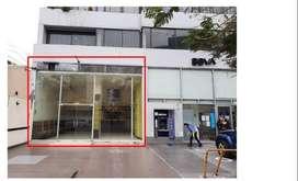 Alquilo local comercial muy bien ubicado en Avenida Jorge Basadre