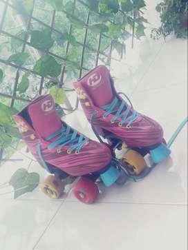patines de segunda originales primer modelo talla 32