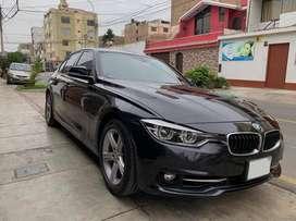 BMW 318I NEGRO SAFIRO - IMPECABLE