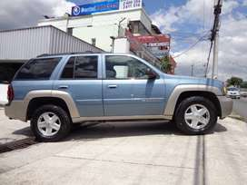 trailblazer 2002 flamante 4x4 full equipo tlf 0/9/9/5/0/5/7/8/0/5
