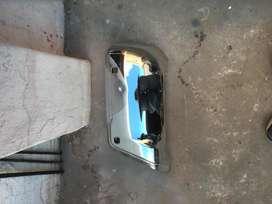 puntera de paragolpe trasero ford ranger limited con sensor derecho