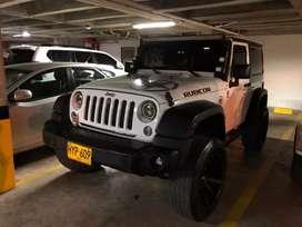 vendo hermoso Jeep wrangler