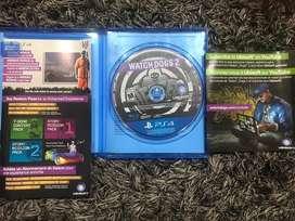 Juego de PS4 en perfecto estado + Bonus Zodiac Killer Mission + Outfit