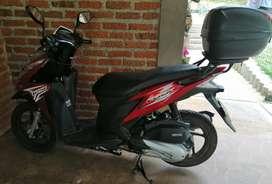 Moto Honda Click