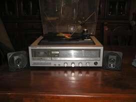 Centro Musical TOSHIBAjapones RadioGrabador Tocadisco
