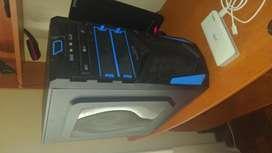 Pc Gamer I5 9400f 16gb Ram rx550 1tb120gb Ssd