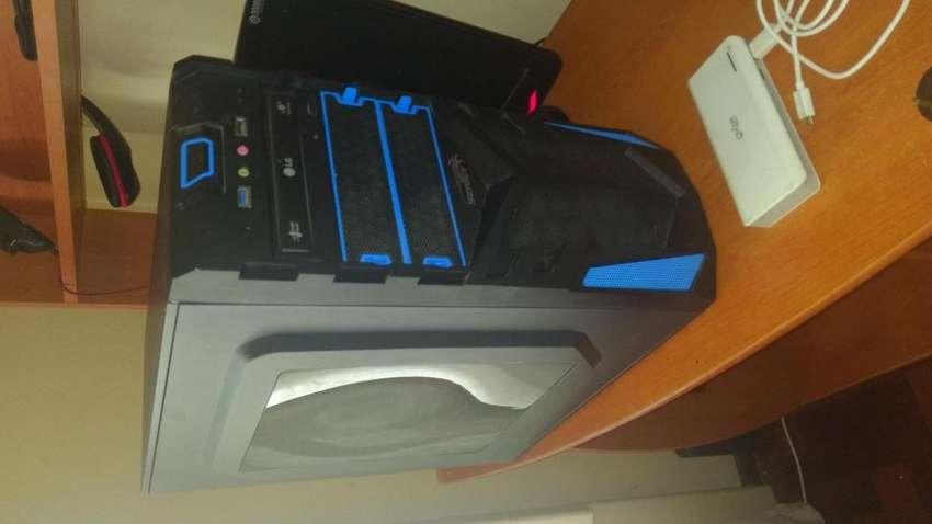 Pc Gamer I5 9400f 16gb Ram rx550 1tb120gb Ssd 0