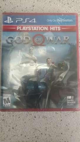 Dios de la guerra 4
