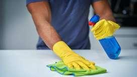 ofrezco mis servicios para limpieza. mozo o almacenero