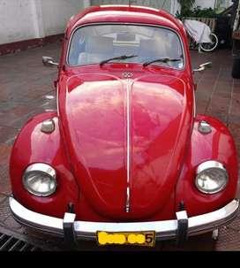 Wv Escarabajo Perfecto Estado Brasilero