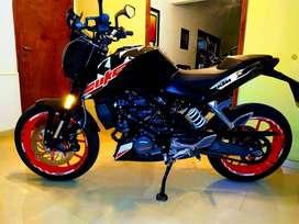 KTM 200 Duke, Impecable !!! Única en su estado!!