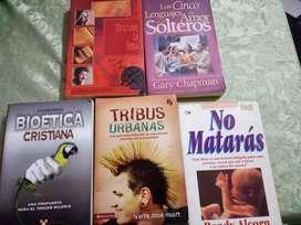 Literatura cristiana y de  valores