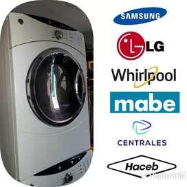 Servicio técnico especializado para lavadoras y secadoras