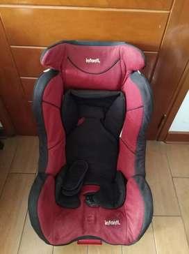 Venta de silla de niño(a) para auto