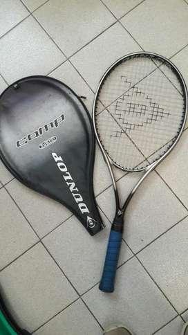 Bolso con 6 Raquetas de Tenis