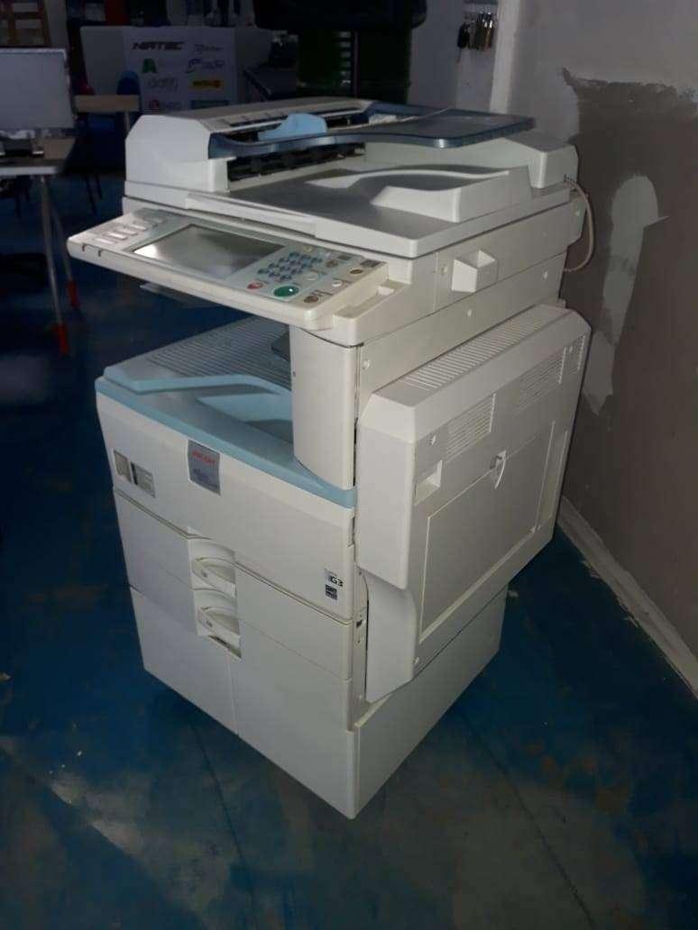 Fotocopiadora Ricoh Atício MP2550SP 0