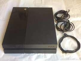 PS4 500GB 1 JUEGO NO BAJO PRECIO