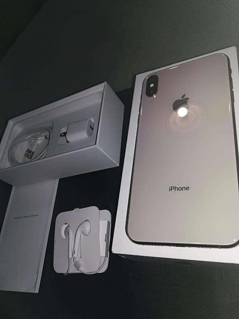 iPhone Xs Max 256 Gb 1 Mes de Uso 0