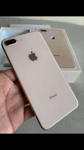 Iphone 8 plus 64gb dorado