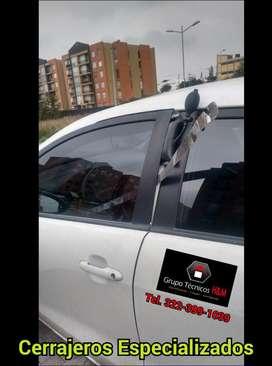 Servicio Apertura de Autos en Chía Cundinamarca - Servicio Cerrajería
