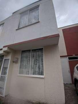 Se vende casa en conjunto cerrado Bambú, casa de 66, 2 Mt cuadrados, 1 piso: sala, comedor, cosina, patio de ropa, baño