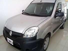 Vendo Renault Kangoo furgón con g.n.c. impecable