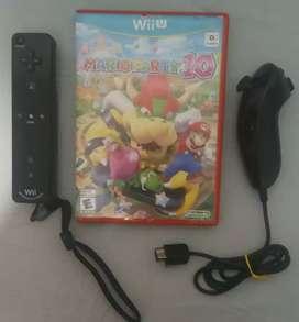 Mario Party 10 + Wiimote