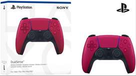 Control Ps5 Playstation 5 Dualsense Cfi-zct1 Cosmic Red