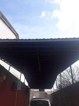 Techo para garage u otro uso