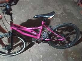 Bicicleta a 50 dólares precio negociable