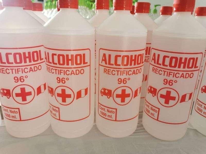 ALCOHOL RECTIFICADO 0