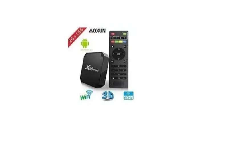 Tv Box X96 Mini 2gb Ram 16gb Rom Smart Tv Android (2020) 0