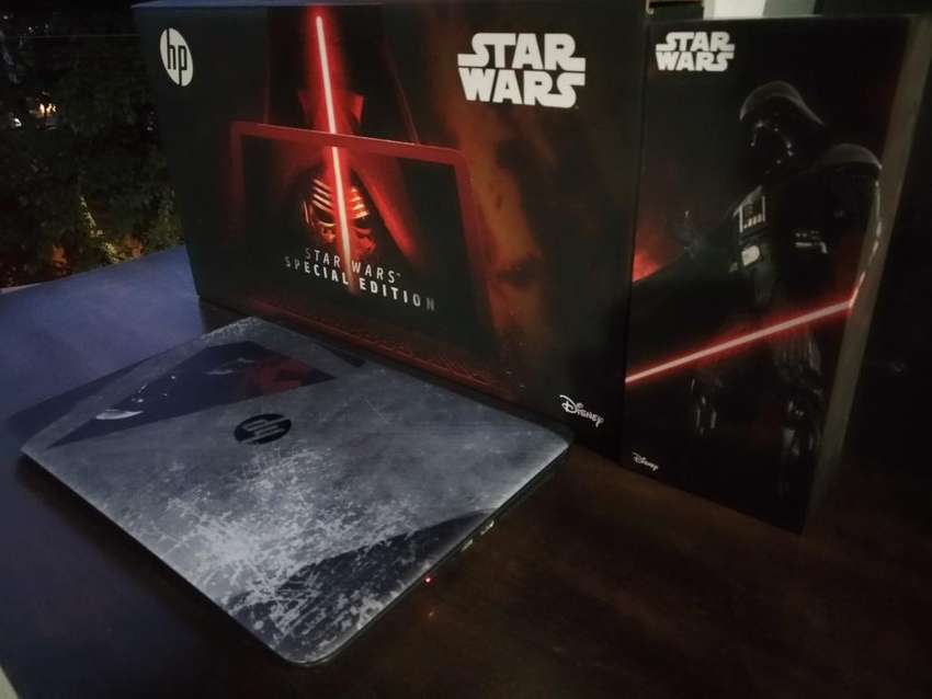 Portatil Hp Edicion Especial Star Wars 0