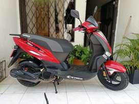 Moto Twist Rojo Racing 2021