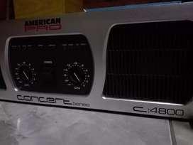 American pro 4800