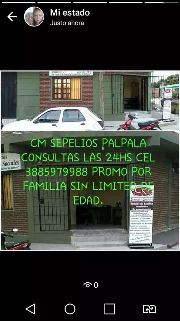 SEPELIOS CM Palpala 0