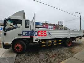 Fabricación y venta de baranda rebatible para cualquier tipo de camión.
