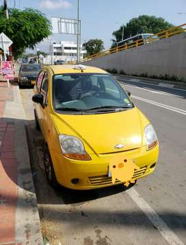 Taxi Chevrolet Spark 2015 impecable