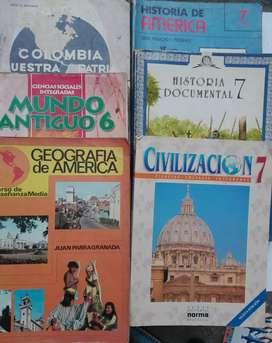 historia, sociales y geografía