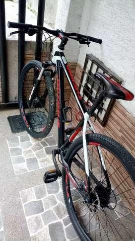 Bicicleta optimus Rin 29