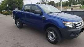 Vendo camioneta Ford Ranger 2013