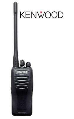 RADIO KENWOOD UHF SIN CARGADORA