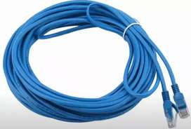 Cable red internet 20metros