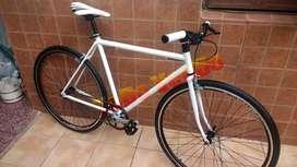 Single Speed Blanca Nueva